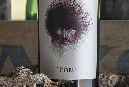 El Goru en viñedo